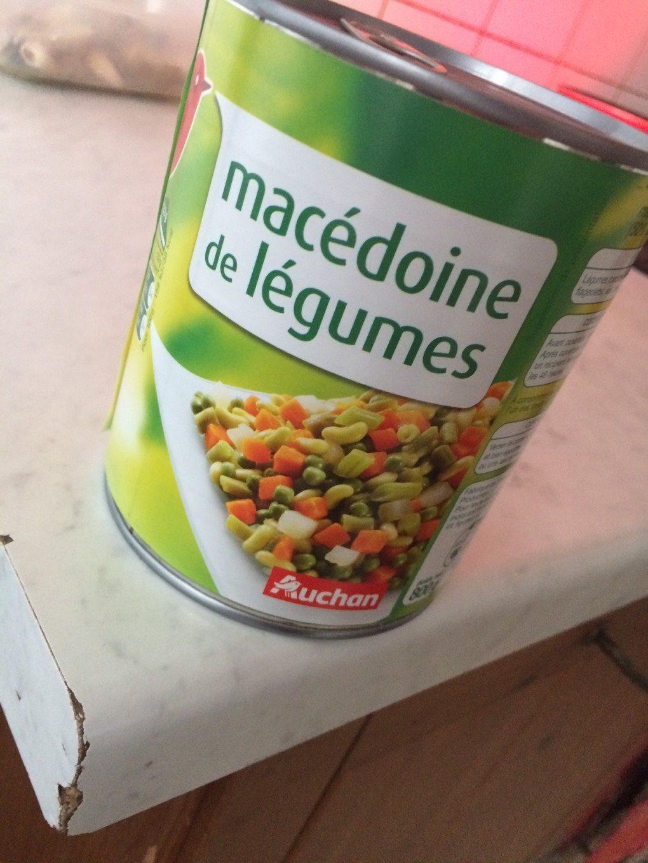 Macédoines de Légumes - Produit - fr