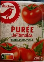 Purée de tomates herbes de Provence - Product - fr