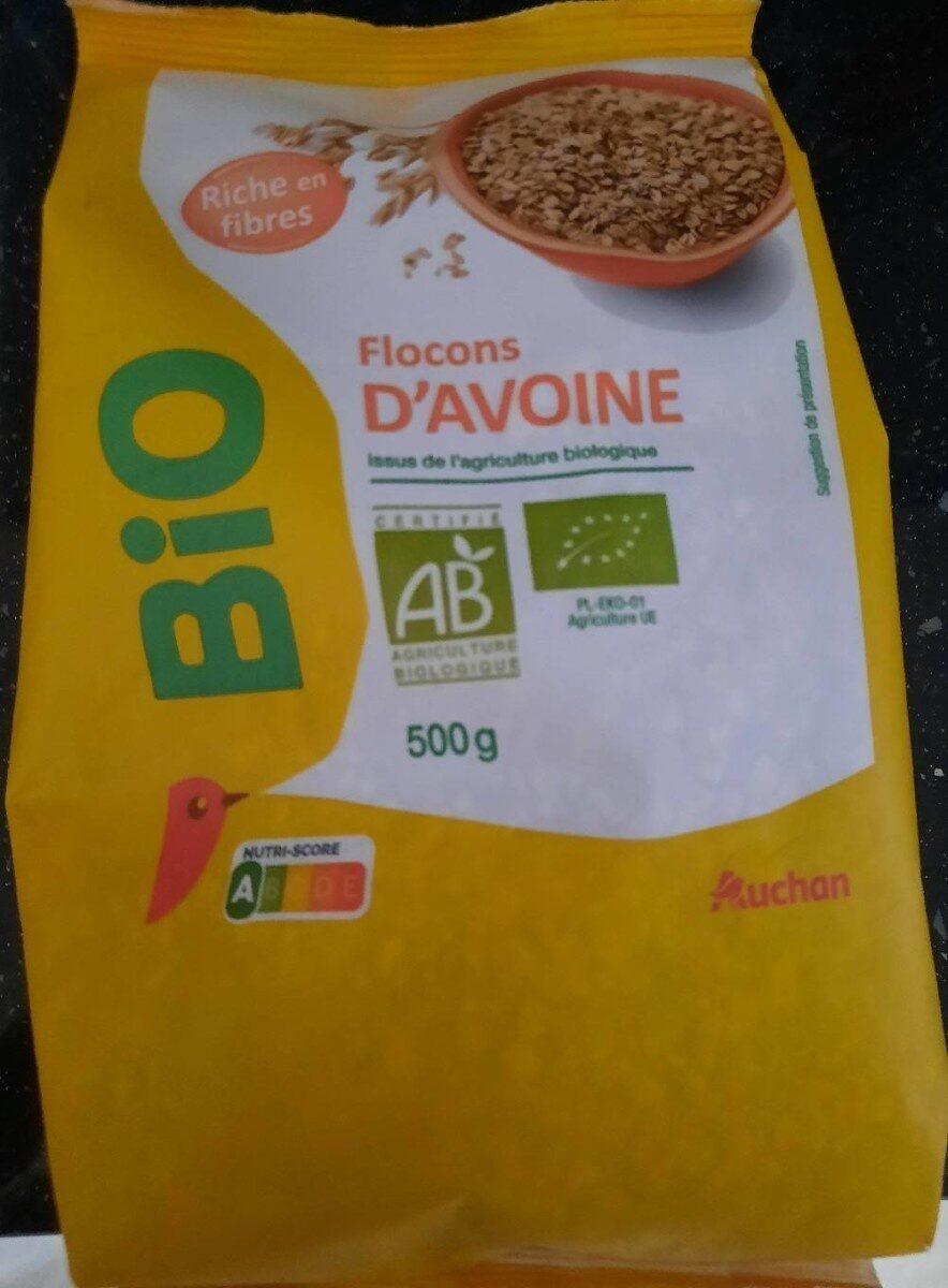Flocon d'avoine - Produit - fr