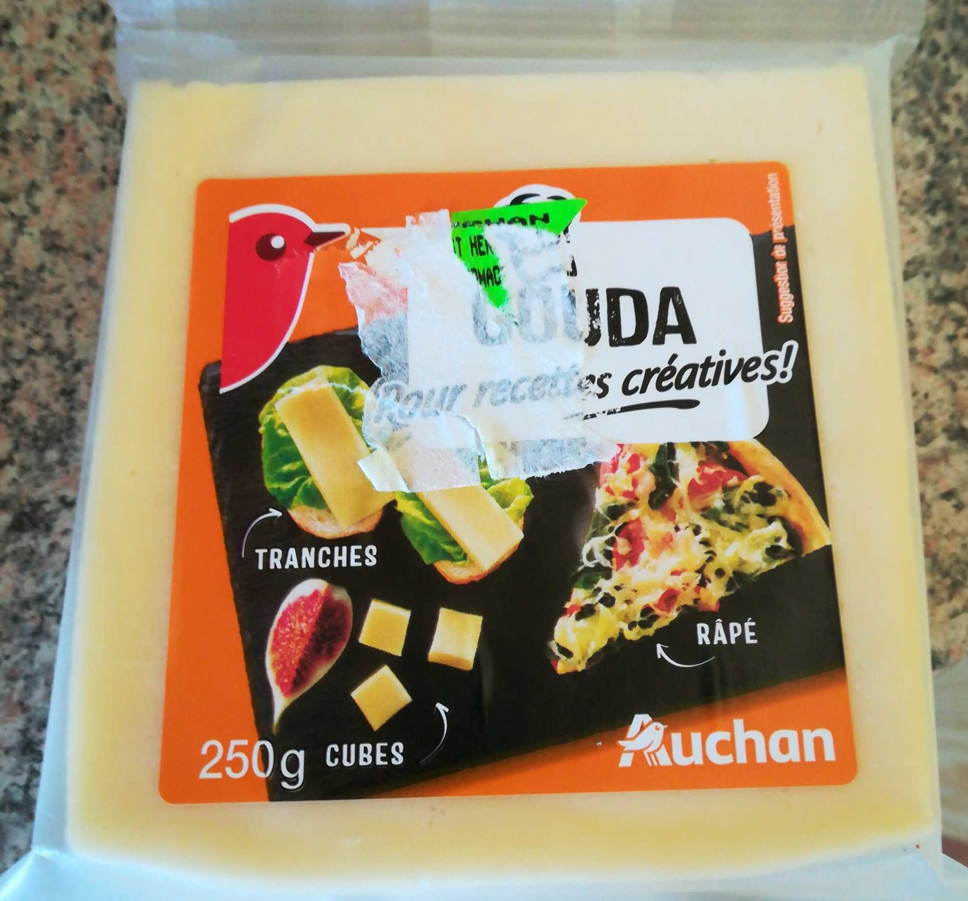 Gouda Tranches - Product - fr