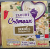 Yaourt Cremeux Graines Craquantes - Product