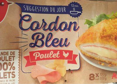 Cordon Bleu Poulet - Product - fr