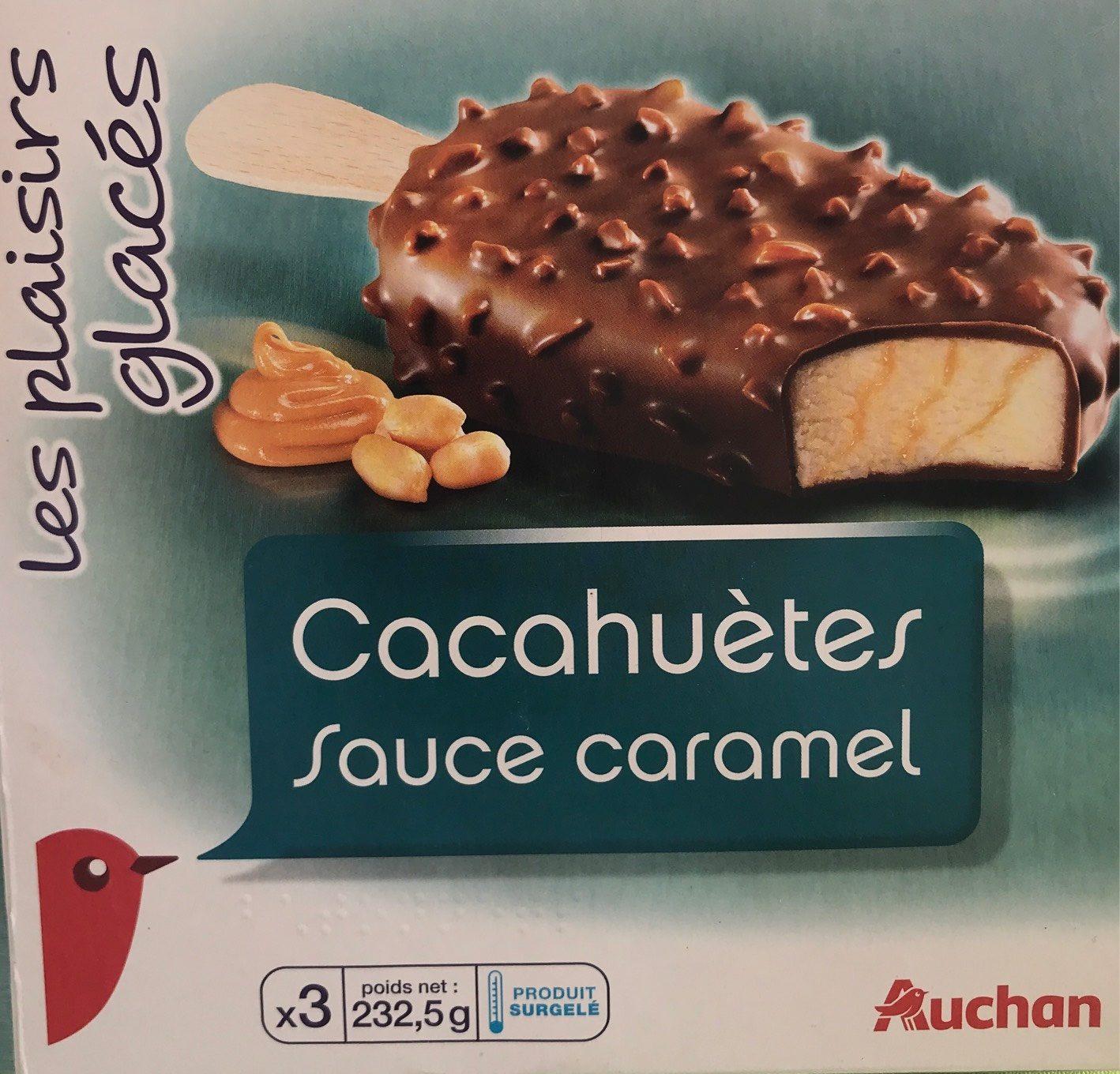 Cacahuètes sauce caramel - Produit