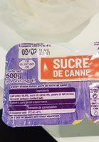 Yaourt brassé - Product - fr