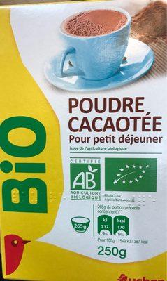 Poudre cacaotée pour petit dejeuner - Product