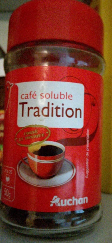 Café (en Poudre Instantané) - Produit - fr
