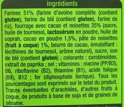 Jumblies - Ingredients