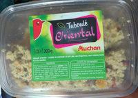 Taboulé oriental - Product