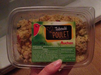 Taboulé poulet - Product - fr