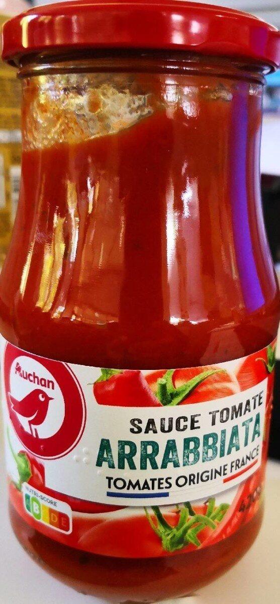 Sauce tomate Arrabbiata - Produit - fr