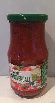 Sauce tomate provencale - 1
