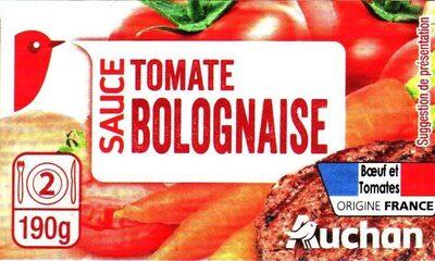 Sauce tomate bolognaise - Produit