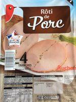 Rôti De Porc - Produit - fr