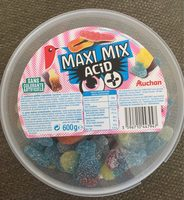 Maxi Mix Acid - Producte