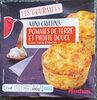 Mini gratins pomme de terre patate douce x 4 - Product