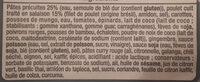 Poêlée Thaï au Poulet - Ingrédients - fr