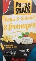 Pause Snack Pates et salade 3 fromage - Produit - fr