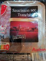 Saucisson sec tranché - Product