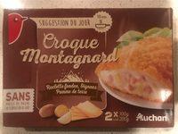 Croque Montagnard - Produit