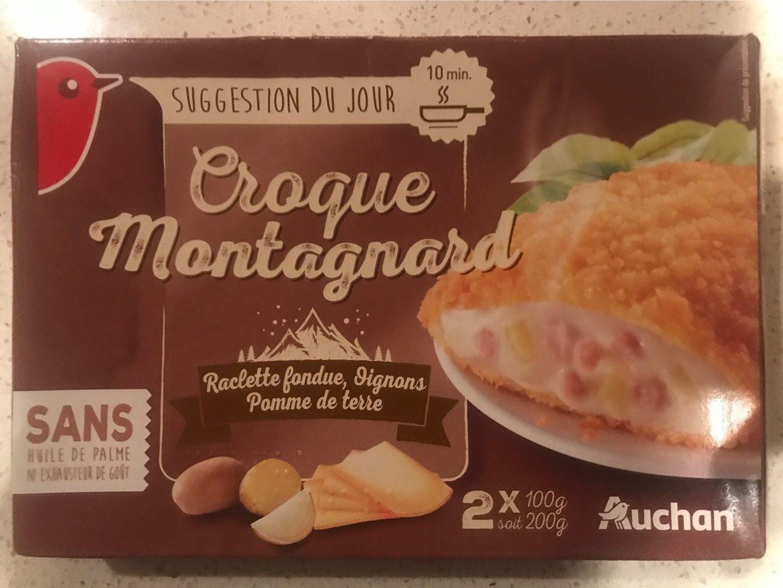 Croque Montagnard - Produit - fr