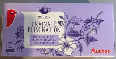 Infusion Drainage Elimination Auchan Ethicadvisor