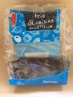 Trio de raisins moelleux - Produit