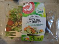 Salade veggie fourme d'Ambert - Produit - fr
