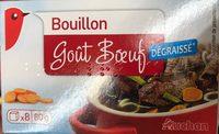 Bouillon gout boeuf - Product - fr