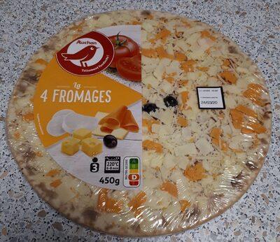 Pizza 4 Fromages - Produit - fr