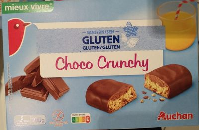 Choco Crunchy - Produit