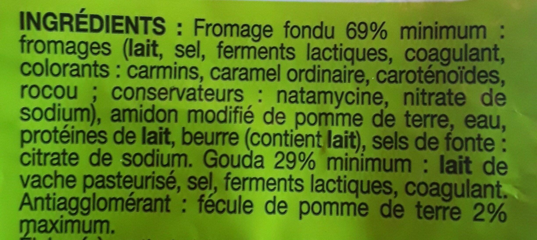 Râpé spécial cuisine - Ingrédients - fr