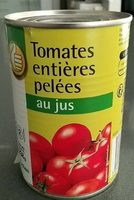 Tomates entières pelées - Product - fr