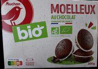 Moelleux au chocolat bio - Prodotto - fr