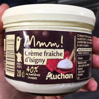 Crème fraiche d'Isigny - Produit