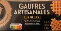 Gauffres Artisanales - Product