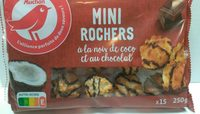 Mini rochers à la noix de coco et au chocolat - Product