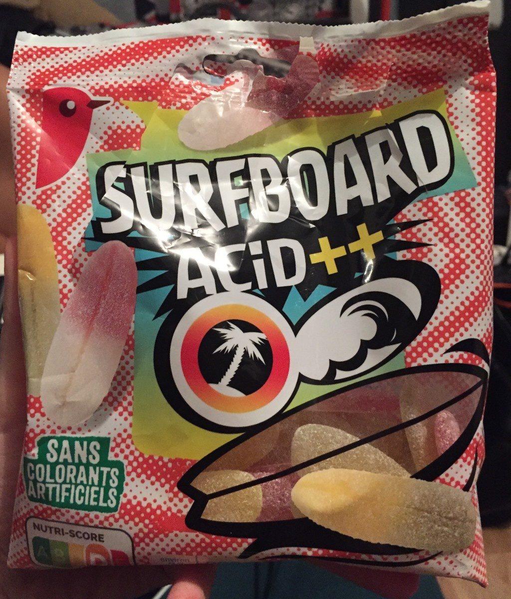Surfboard acid ++ - Product