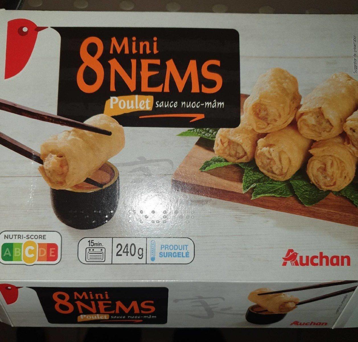 8 mini nems - Product - fr