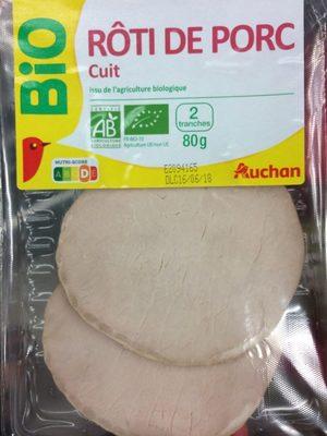 Rotie de porc - Produit - fr