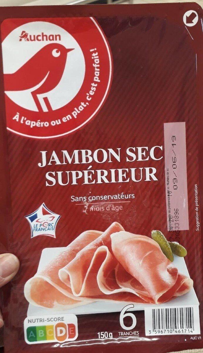 Jambon sec supérieur - Prodotto - fr
