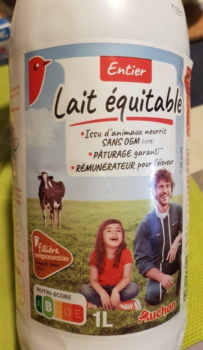 Lait équitable - Produit - fr