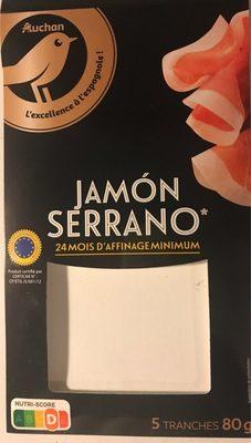 Jambon Serrano - Product