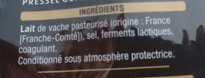Emmental dégustation - Ingrédients - fr