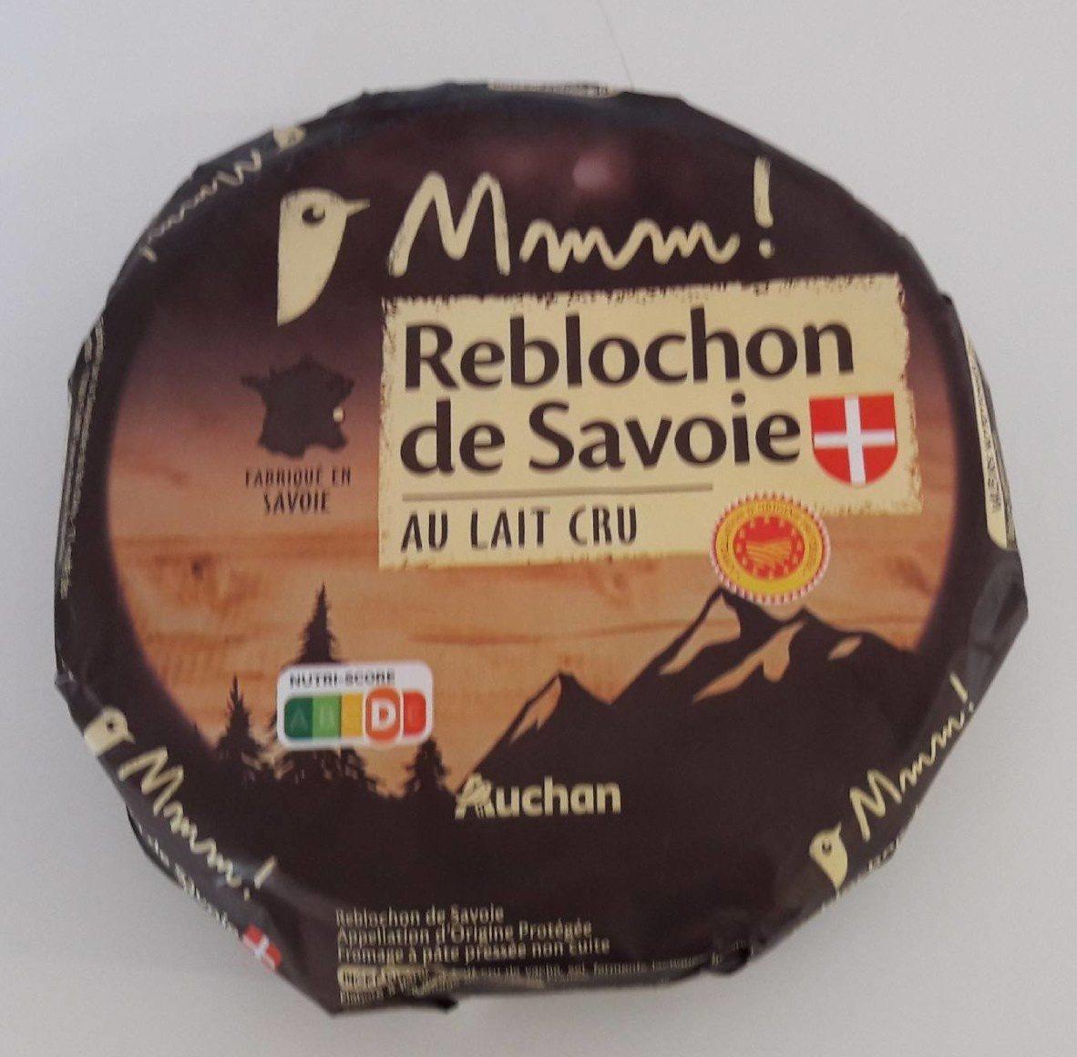 Reblochon De Savoie Auchan