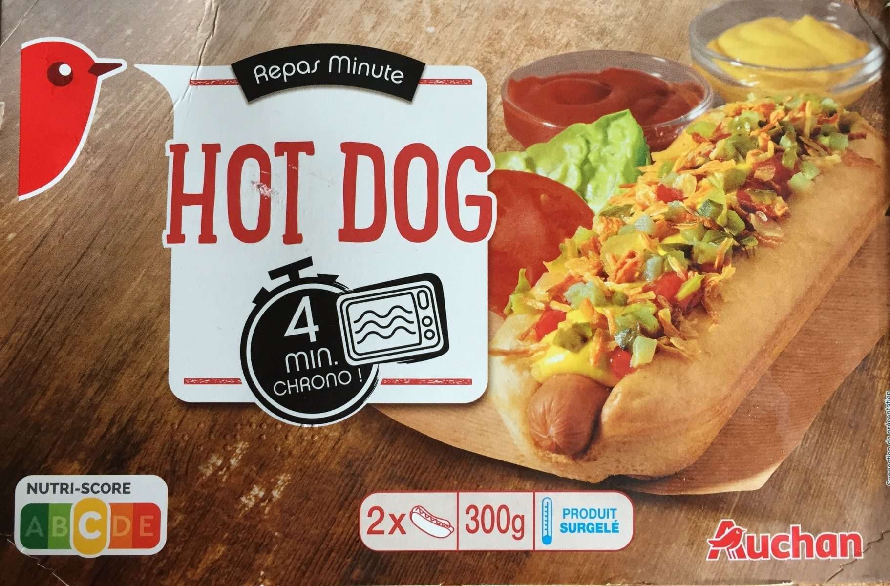 Hot Dog - Produit - fr
