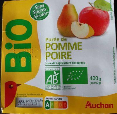 Purée pomme poire - Product