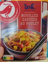 Nouilles sautées au poulet - Produit - fr