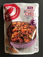 Riz façon chili - Product - fr