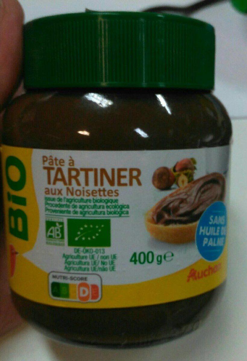 Crema para huntar con avellamas y cacao - Produit