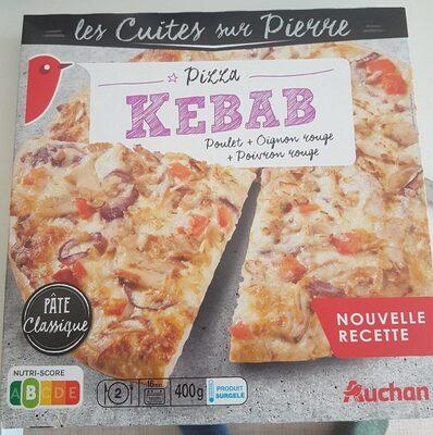 Pizza Kebab - Product - fr